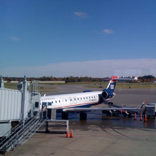 Leavin' on an airplane